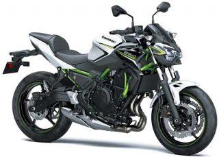 Kawasaki-Z650 noleggio